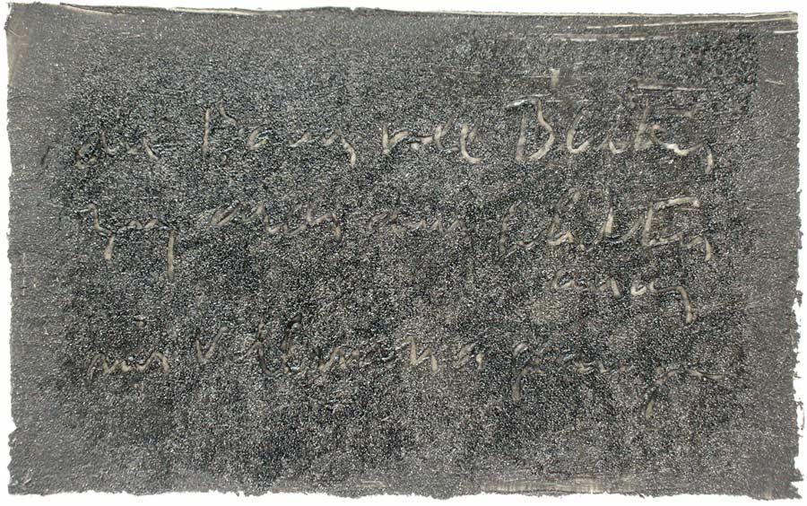 1986 Sandbild   Haiku 12