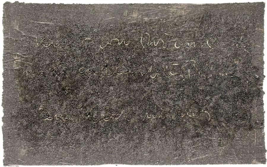 1986 Sandbild   Haiku 14
