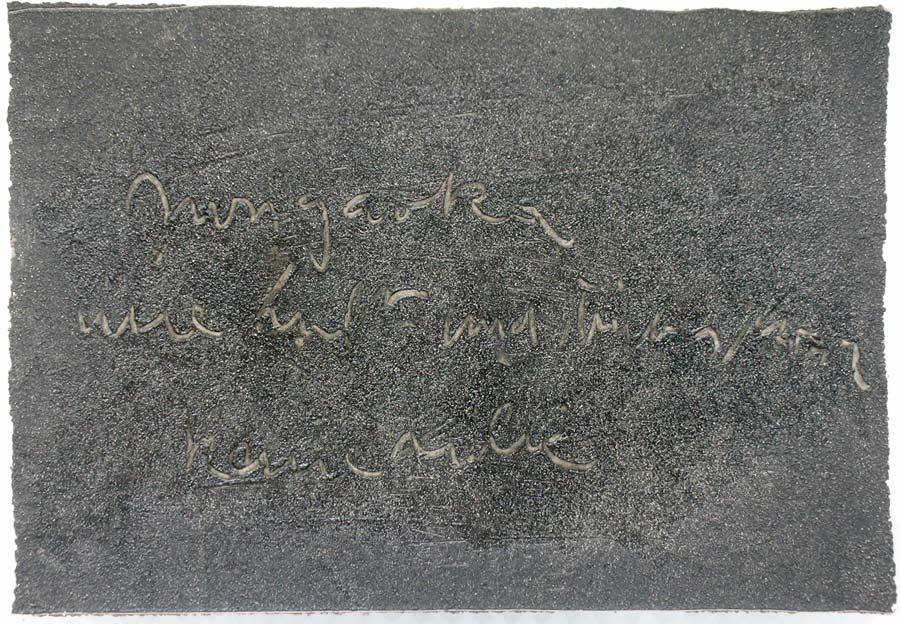 1986 Sandbild   Haiku 17