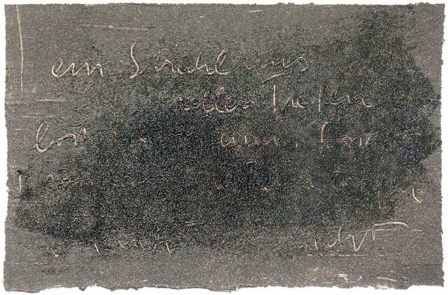 1986 Sandbild   Haiku 18