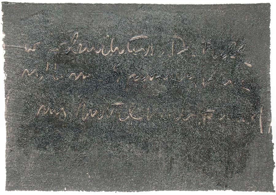 1986 Sandbild   Haiku 19