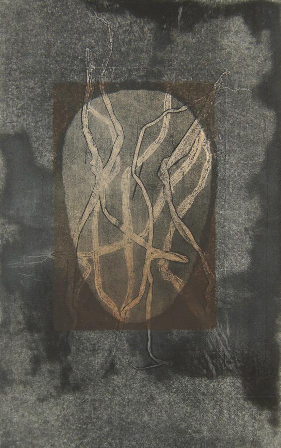2011 Afrika, Triptychon III, 02