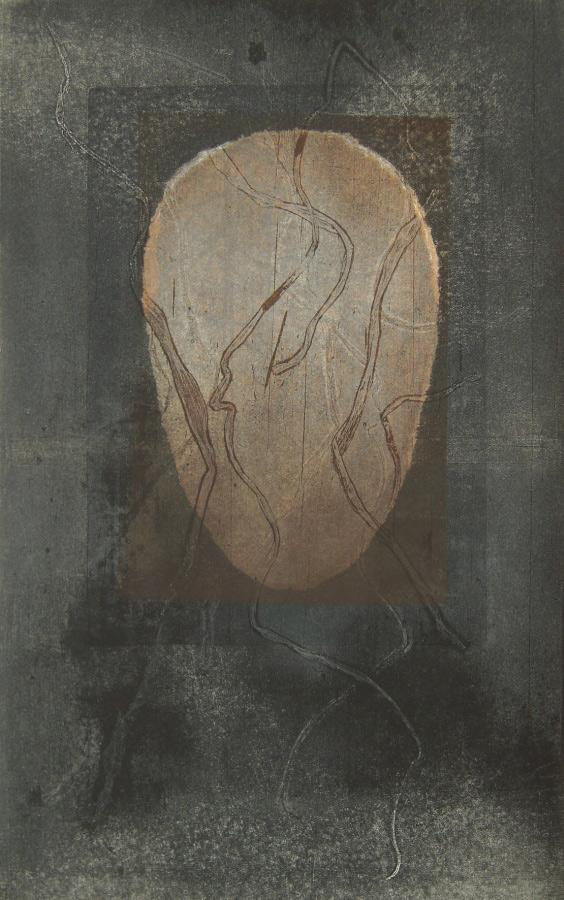 2011 Afrika, Triptychon III, 03